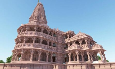 Ayodhya: earthquake and storm will not affect Ram temple