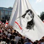 Tichanovskaya calls for a nationwide strike