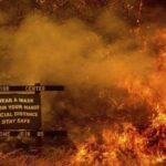 California wildfires may be fueled by strong winds, administration prepares