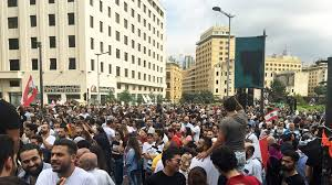 Beirut explosion: Angry protesters enter foreign ministry