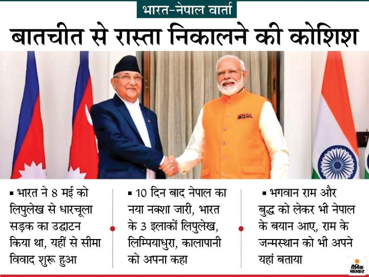 After 9 months Nepal and India will meet via video conferencing- said Nepal's Ambassador to India