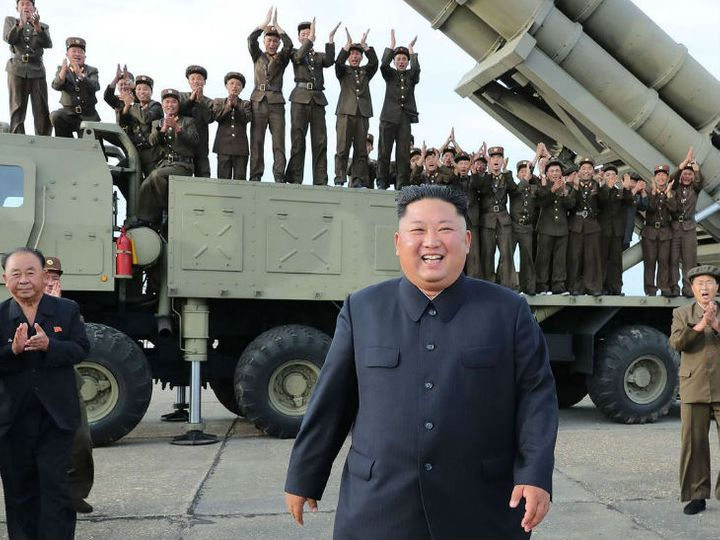 The U.S. military says North Korea has up to 60 nuclear bombs