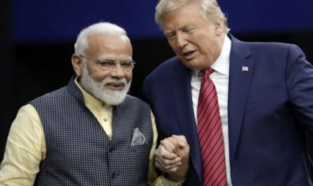 Donald Trump is better than any American president in strengthening relations with India