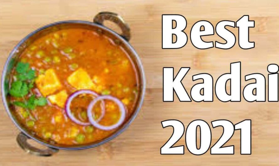 7 Best Heavy Bottom Stainless Steel Kadai for Indian Cooking USA 2021