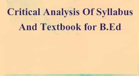 Critical Analysis of NCERT Political Science Textbook