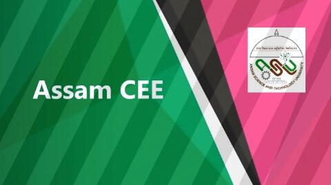 Assam CEE 2021