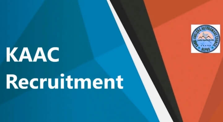 KAAC Recruitment 2021 – 2 Lower Division Assistant (LDA) Vacancy